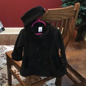 Starting Out Baby Girl Dress Coat w/Hat